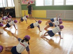 幼児体育3