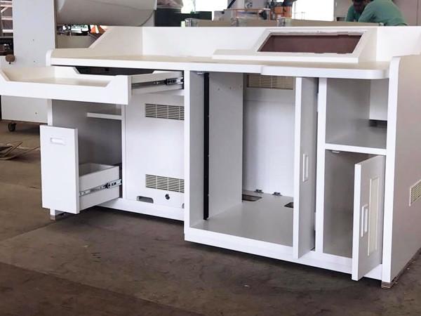木製AVラックのオーダーメイド家具