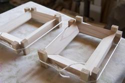 木製フォトフレーム1