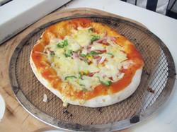 食育 ピザ