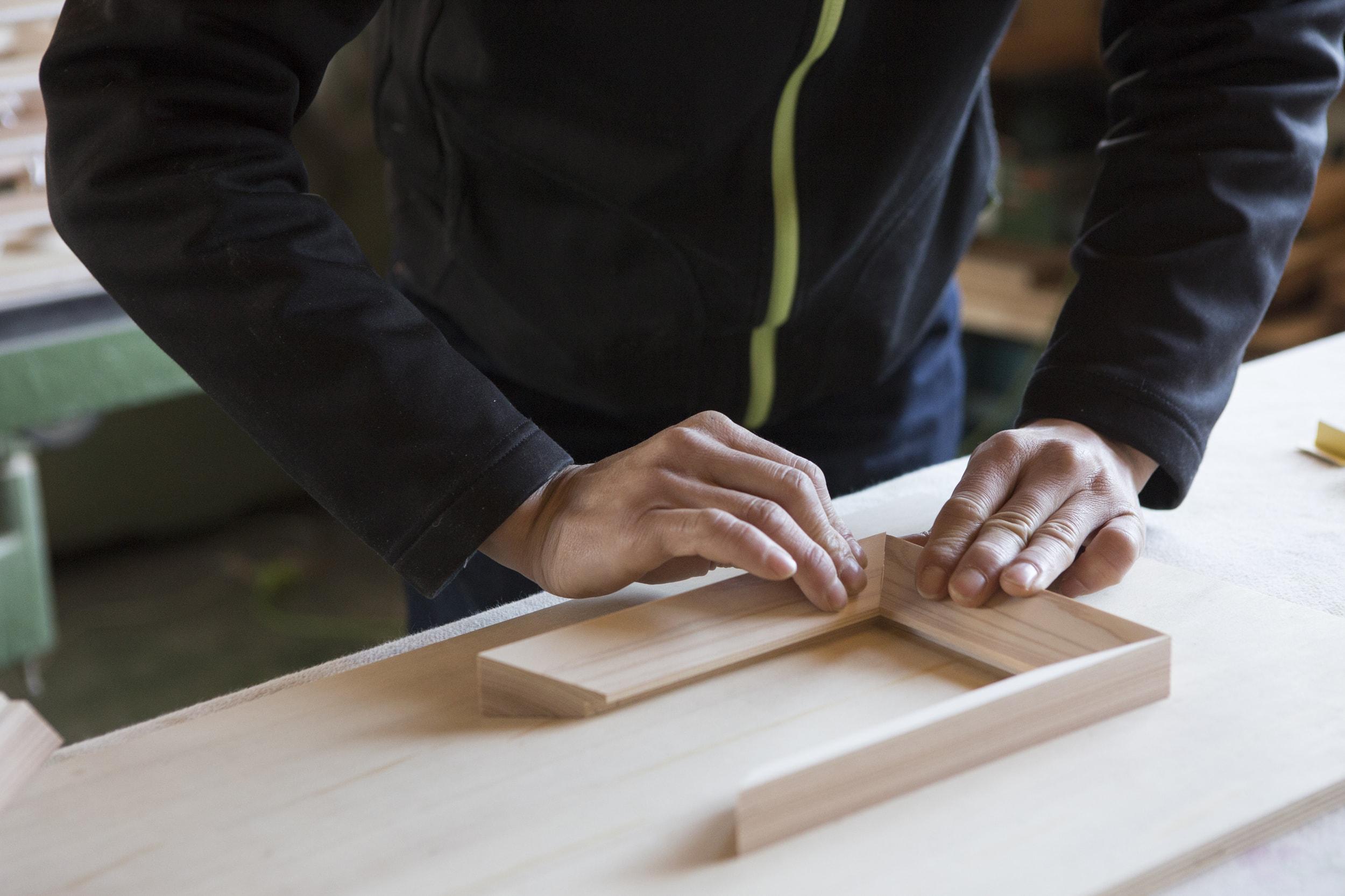 木製フォトフレーム4