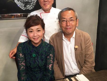 11月12日(火)夜9時放送「土井善晴の美食探訪」に出演します