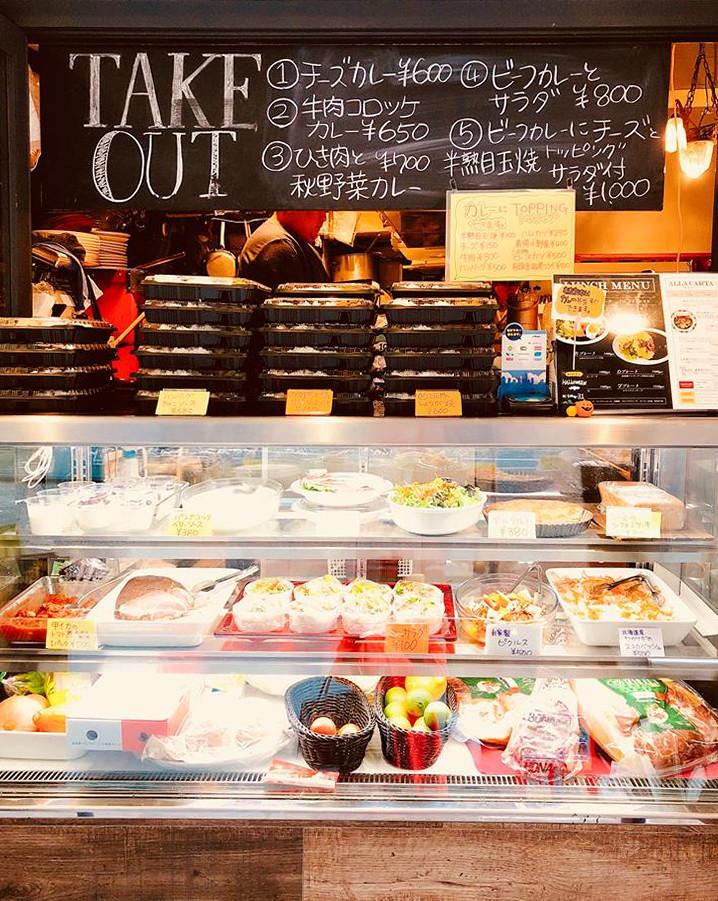 麹町で、美味しいイタリアン弁当がすぐお持ち帰りできます!