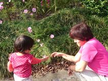 孫と遊ぶのが何よりもの楽しみ