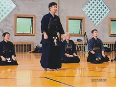 剣道一筋 教士7段