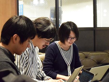 ** Hackathon & Blockchain Event at The Millennials Kyoto **