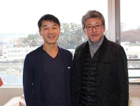 Anchor 3月号に掲載 (元シブがき隊布川さんにインタビューして頂きました。