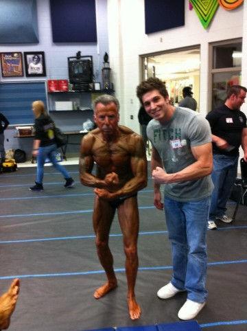 bodybuilding contest prep coach