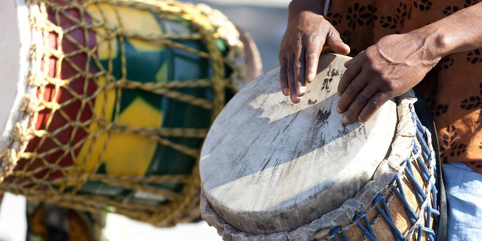 Guinea Drum & Dance Trip!