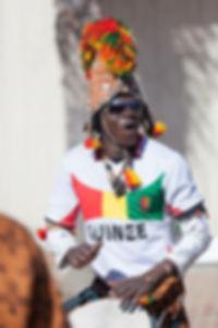 Djembefola, Mohamed Lamine Bangoua, Guinea, West Africa