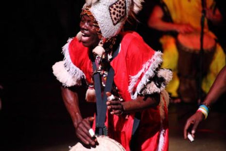 Mohamed Lamine Bangoura, Djembefola, Percussion, West African Drum