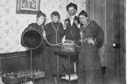 Meades First Phonograph