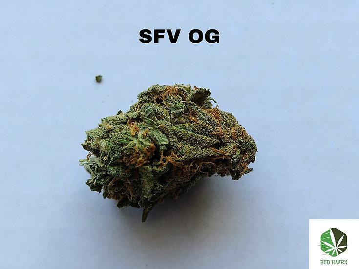 SFV OG (Sativa) {$180/oz}