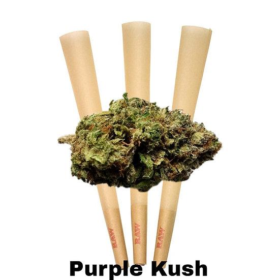 King Size Pre Rolls (Purple Kush)