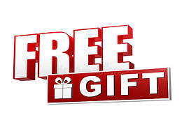 free-gift-present-box-symbol-red-white-banner-letters-text-sign-d-block-business-concept-3