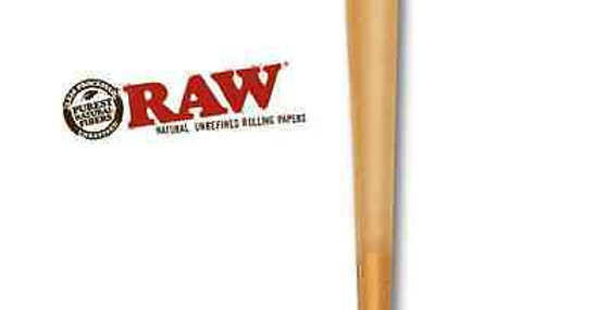 RAW Pre-Rolled Cones (King Size)