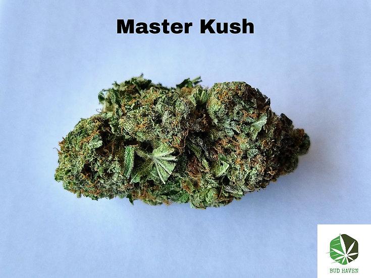 MASTER KUSH (Indica) {$140/oz}