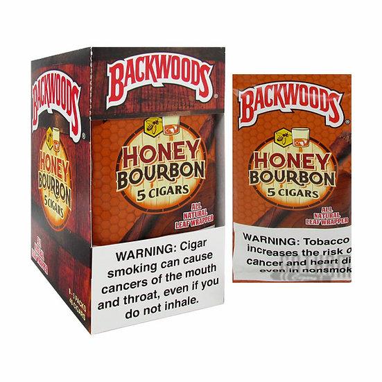 BACKWOODS - Honey Bourbon (5 Cigars)