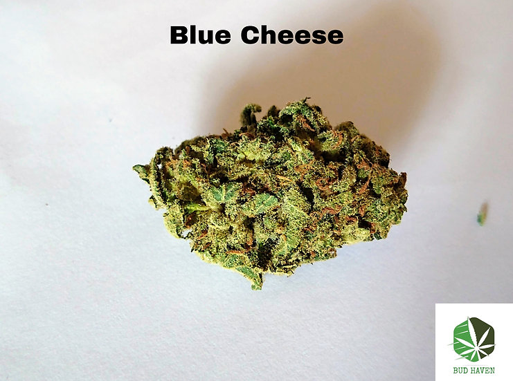BLUE CHEESE (Indica) {$120/oz}