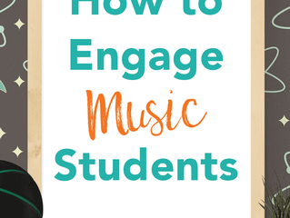 How to Engage Young Music Students & Parents