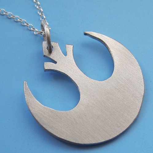 Star Wars Rebel Insignia Necklace