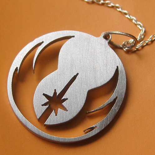 Star Wars Jedi Insignia Necklace