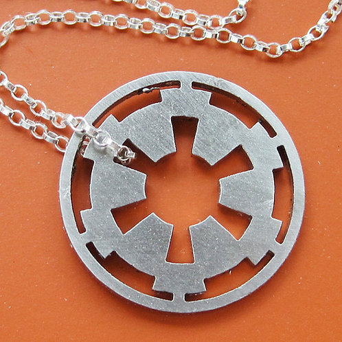 Star Wars Imperial Insignia Necklace
