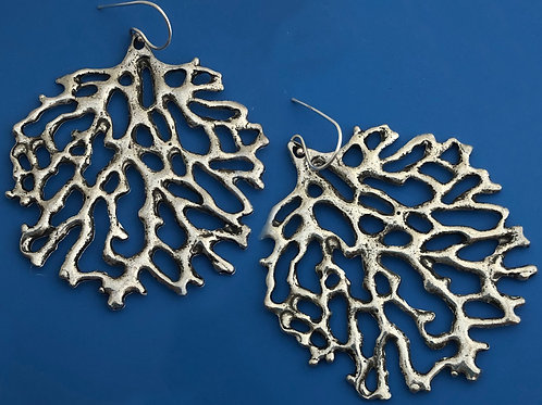 Seafan Earrings