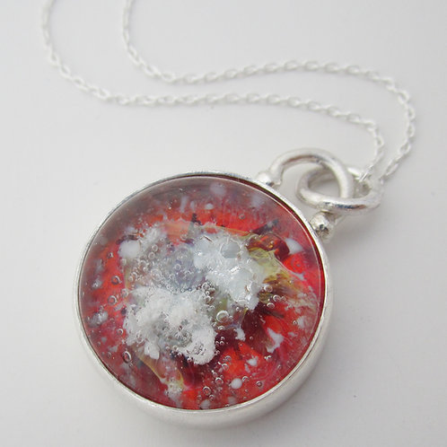 Cremation Ashes Custom Necklace