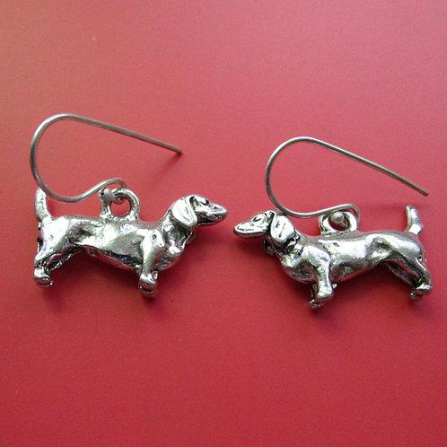 Doxie Dachshund Earrings