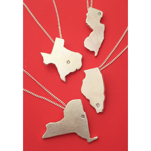 Diamond State Necklace