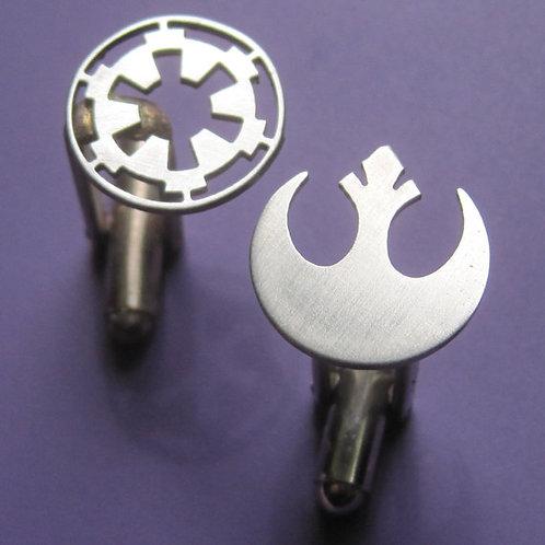 Star Wars Imperial Insignia Cufflinks