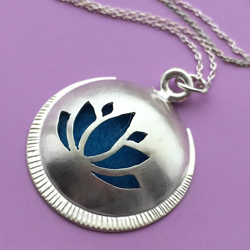 Custom Aromatherapy Necklace