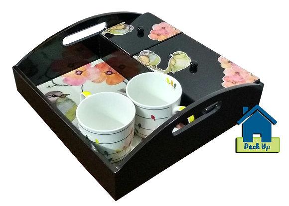 Tea Tray - Birds Galore
