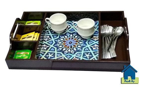 Tea Tray - Moroccan