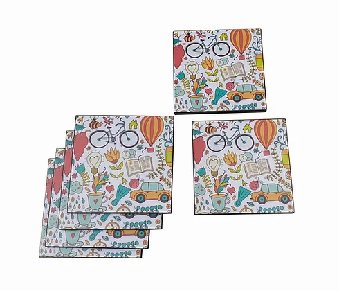 Coaster - Set of 6