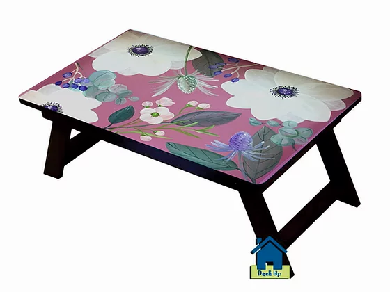 Foldable Bed Table - French Lavender
