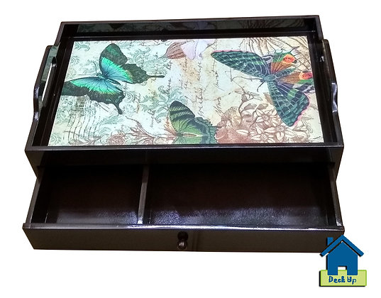 Drawer Tray - Wonder Wings - Two Compartment