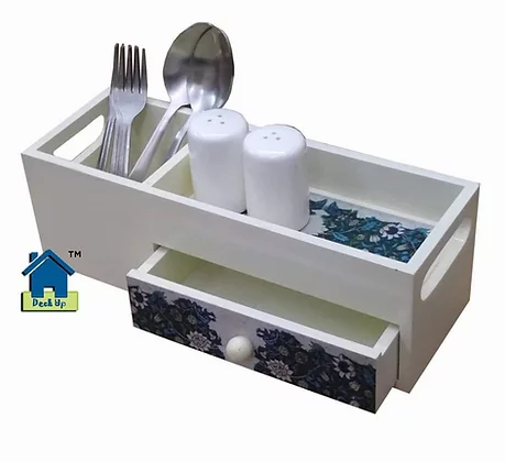 Cutlery Holder - Ethnic Motifs