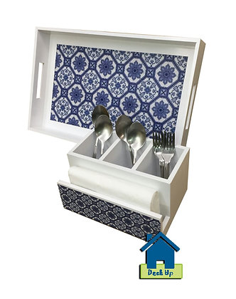 Coordinated Set - Moroccan Blue