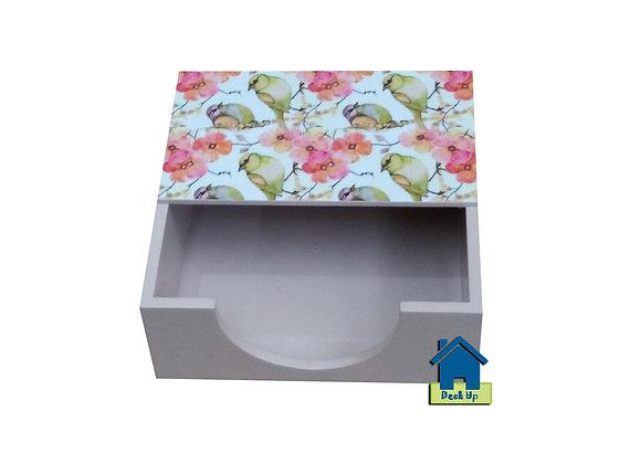 Napkin Box - Bird's Galore