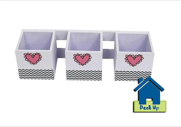 Stationery Organizer - Heart It