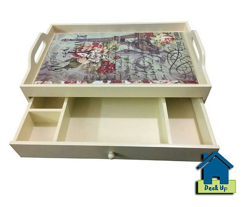 Drawer Tray - Voyage - Three Compartment