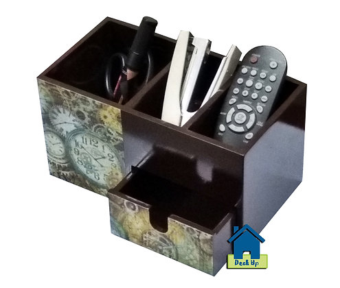 Desk Organizer - Time Out