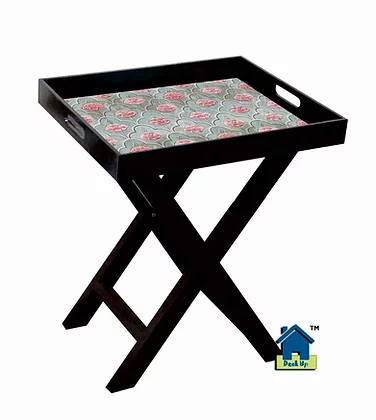 Butler Tray - Moroccan Floral Olive