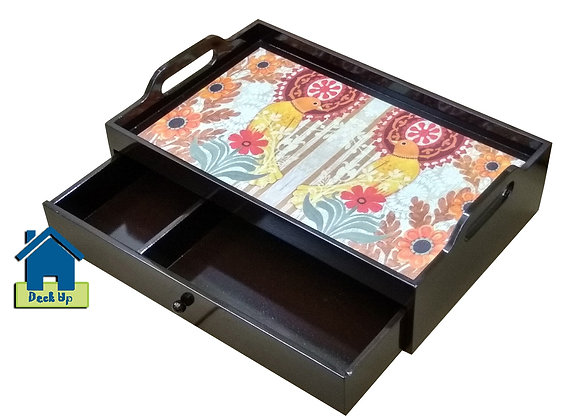 Drawer Tray - Two for Tango - Two Compartment