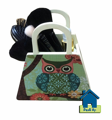 Comb Stand-Owl Yours