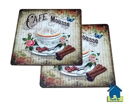 Trivet/Mats - Cafe Mousse
