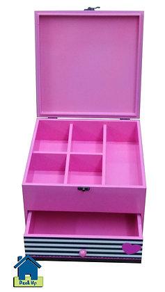 Jewelry/Accessories Organizer - Pink It
