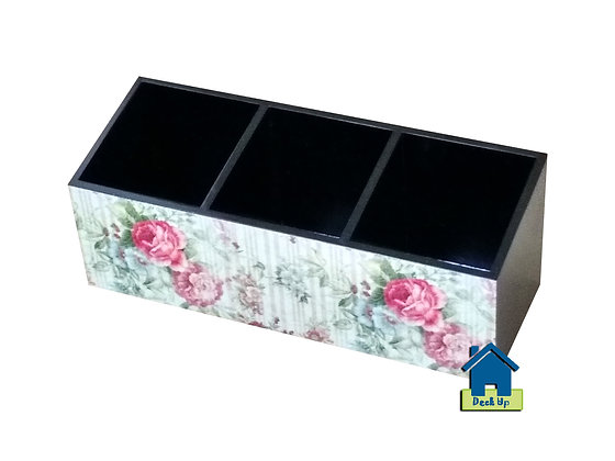 Stationery Organizer - Rosy Delight